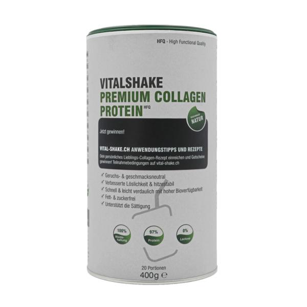 VitalShake – Premium Collagen Protein